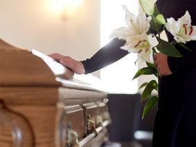 accompagnement famille en deuil Pegomas